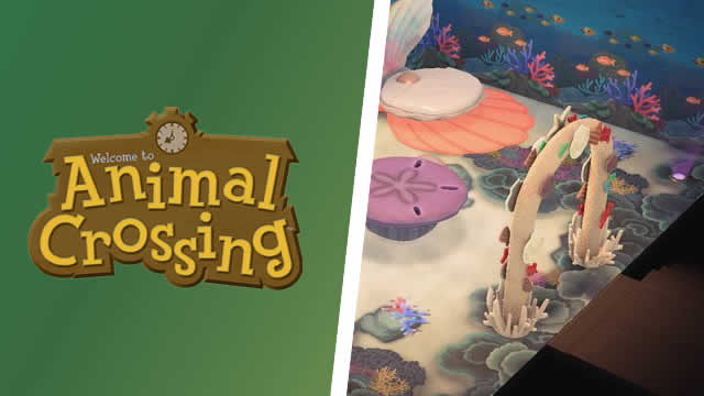 Animal Crossing New Horizons: How to get Shell Arch recipe