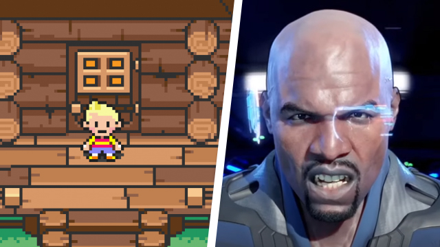 Mother 3 localization calls come from Terry Crews of all people