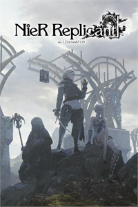 Box art - Nier Replicant