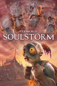 Box art - Oddworld: Soulstorm