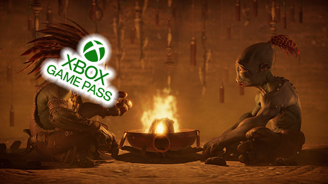 Is Oddworld: Soulstorm coming to Xbox Game Pass?