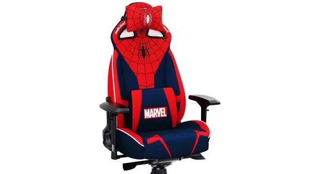 AndaSeat Spider-Man Edition Review