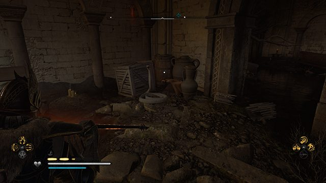 Assassin's Creed Valhalla Wrath of the Druids snake location