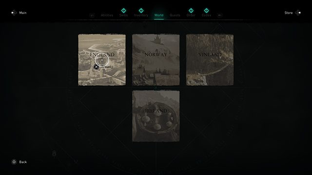 How to start the Assassin's Creed Valhalla Wrath of the Druids DLC