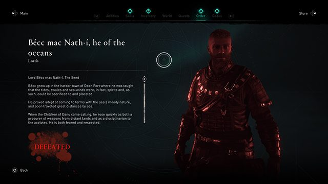 Assassin's Creed Valhalla Wrath of the Druids Children of Danu locations