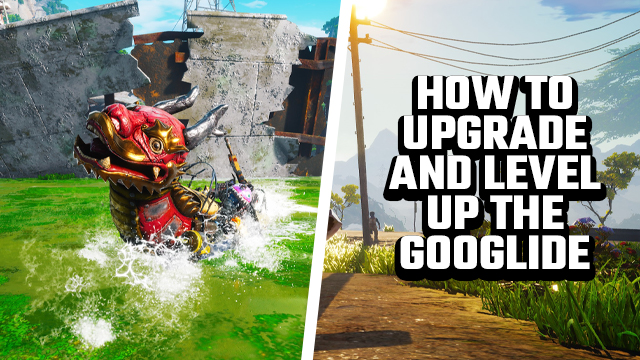 BIOMUTANT how to upgrade level up googlide