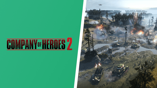 Company of Heroes 2 Free Steam PC