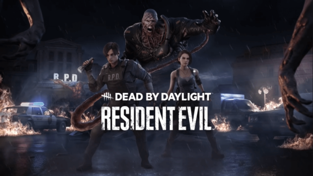 Dead by Daylight Resident Evil Chapter DLC