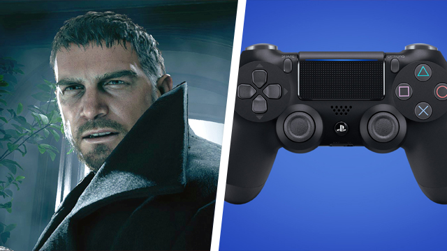 Resident Evil Village PC How to use PS4 controller