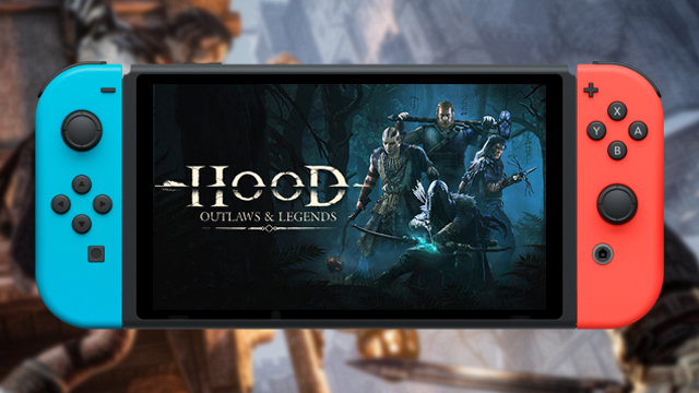 Hood Outlaws and Legends Nintendo Switch