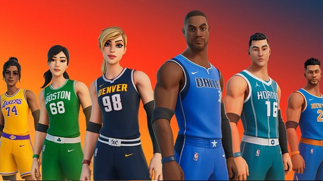 How to get Fortnite NBA Outfits