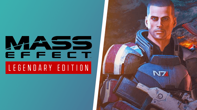Mass Effect Legendary Edition install games separately
