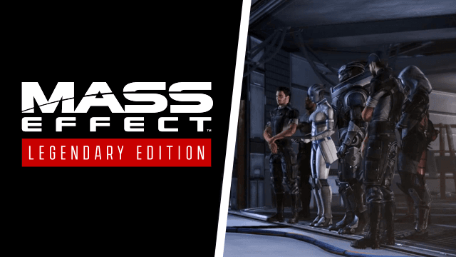 Mass Effect points of no return