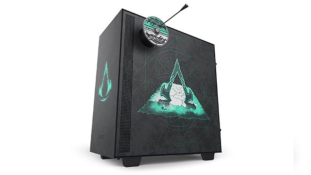 NZXT Assassin's Creed Valhalla H510