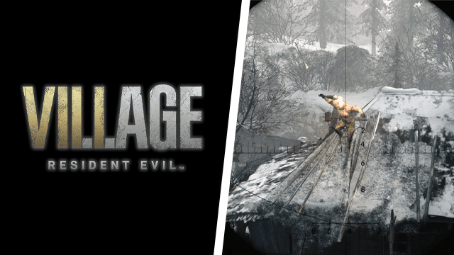 Resident Evil Village Can you aim down sights