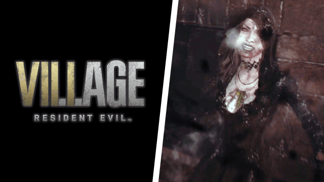 Resident Evil Village How to beat Daniela Armory Daughter