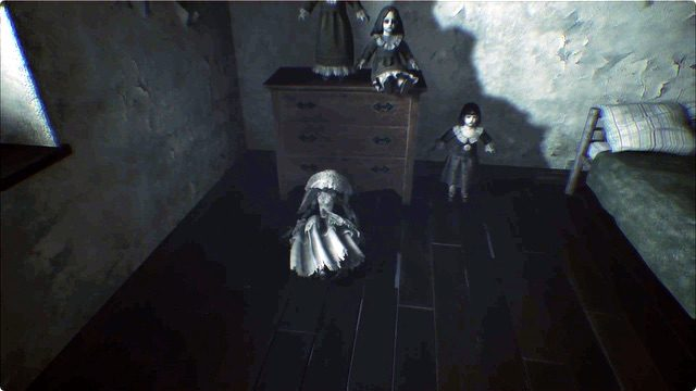 Resident Evil Village Puppet Hiding Locations Find Angie 1