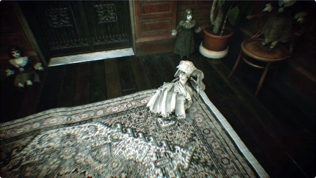 Resident Evil Village Puppet Hiding Locations Find Angie 2