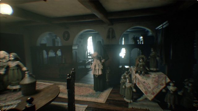 Resident Evil Village Puppet Locations Angie House Beneviento