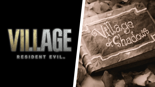 Resident Evil Village Village of Shadows Difficulty differences