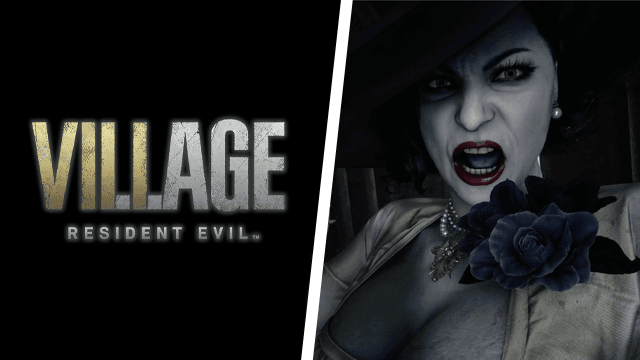 Resident Evil Village does Lady Dimitrescu die is she a real vampire