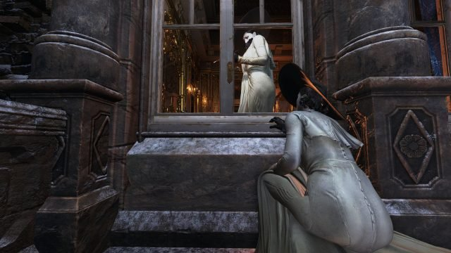 how to play as lady dimitrescu in resident evil village
