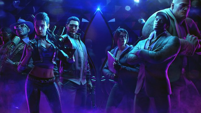 Saints Row The Third Remastered PS5