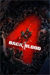 Box art - Back 4 Blood