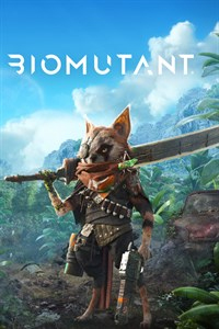 Box art - Biomutant