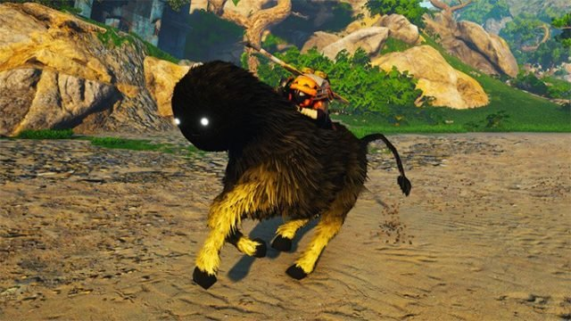 Why are the Biomutant characters so damn ugly?