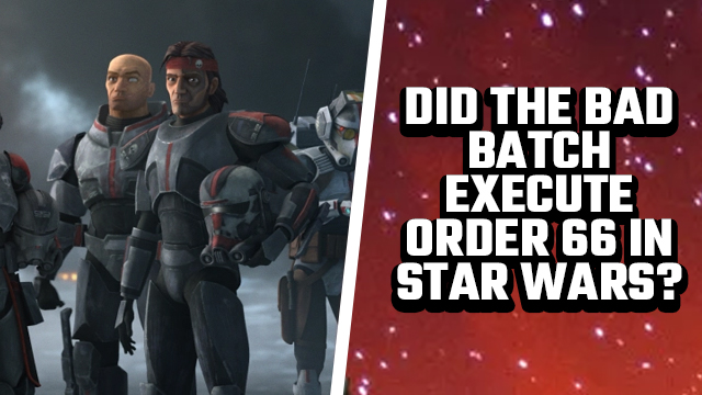 did the bad batch execute order 66