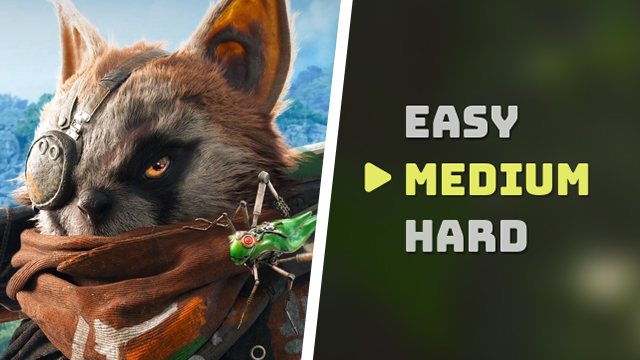 Biomutant Difficulty Differences