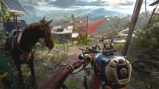 Does Far Cry 6 have a third-person mode?
