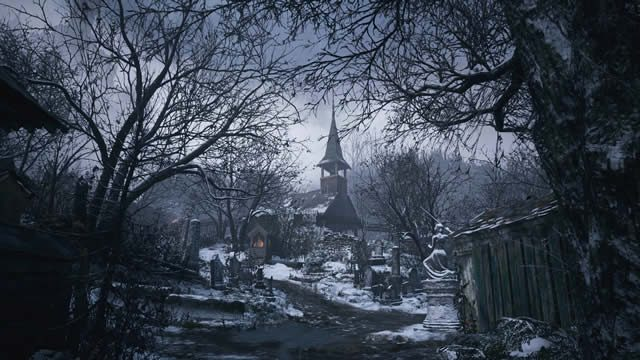 Is Resident Evil Village an open-world game?