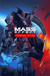 Box art - Mass Effect Legendary Edition