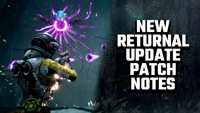 new returnal update patch notes