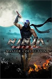 Box art - Ninja Gaiden: Master Collection