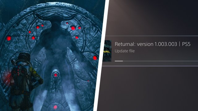 Returnal update adds more Scout corpses and fixes trophies