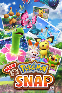 Box art - New Pokemon Snap