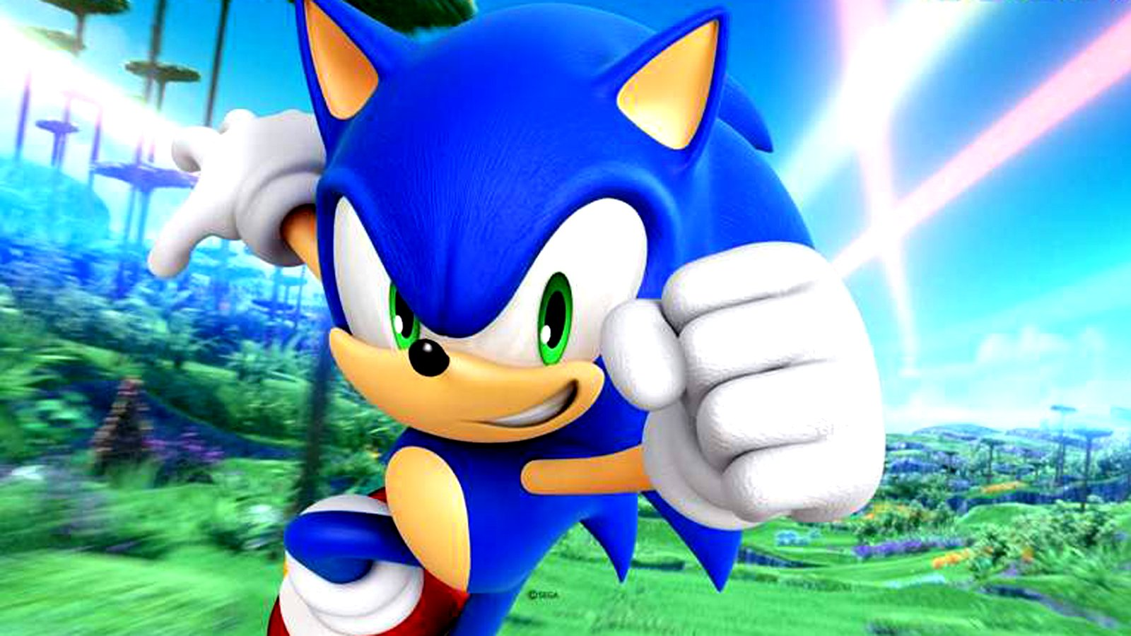 New Sonic game 2022