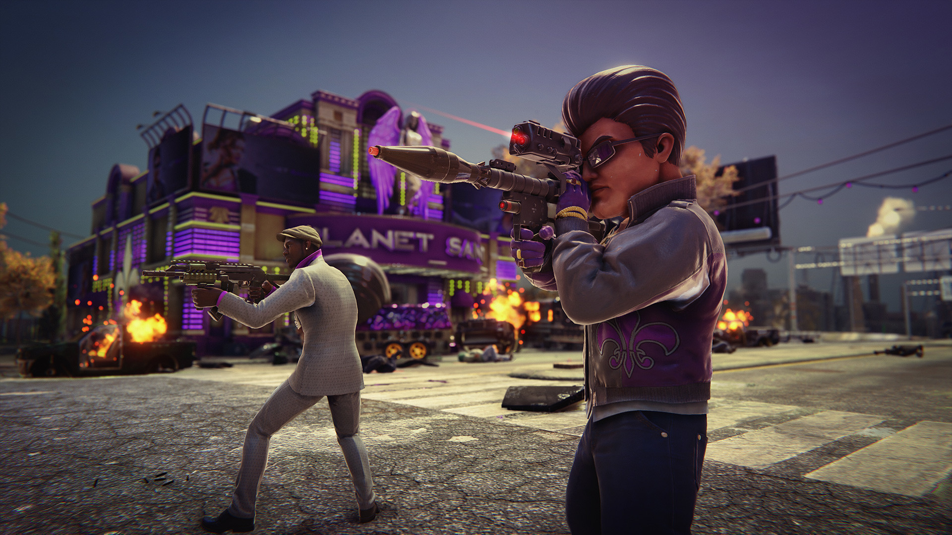 Saints Row The Third Remastered PS5 and Xbox Series X differences