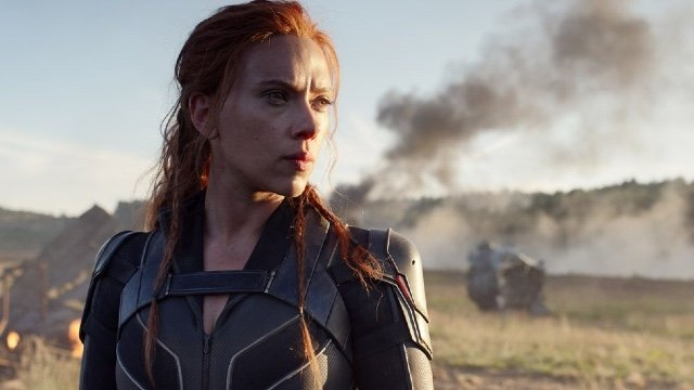 Is Black Widow coming to HBO Max