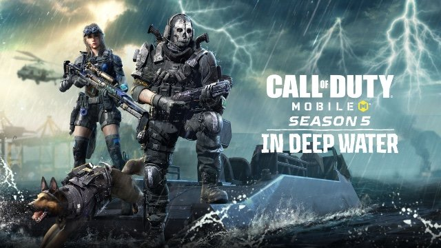 Call of Duty Mobile Season 5 Update Patch Notes
