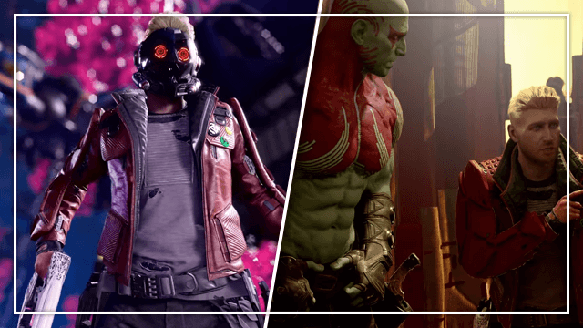 Guardians of the Galaxy Voice Actors
