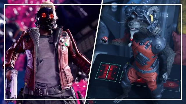 Guardians of the Galaxy co-op