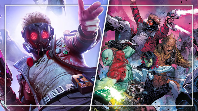 Guardians of the Galaxy game story explained