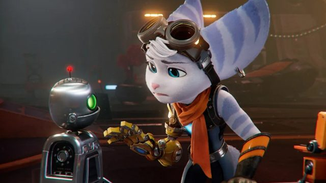 How to choose character between Ratchet and Rivet