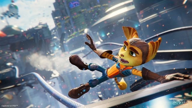 How to level up weapons quickly in Ratchet and Clank: Rift Apart