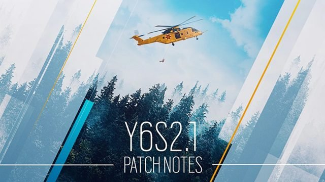 Rainbow Six Siege 2.08 update patch notes
