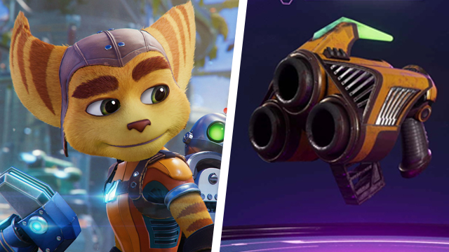 Ratchet and Clank Rift Apart Best weapon